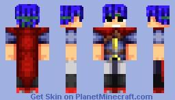 Ike Minecraft Skin
