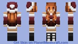generic christmas skin Minecraft Skin
