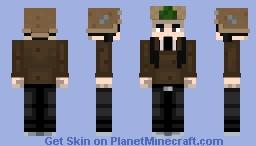 Rai Mamezuku Jojolion Minecraft Skin