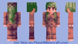 Sweet Dreams - Huevember #20 Minecraft Skin