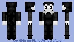 Bendy Skin Minecraft Skin