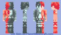 Wir sind der Jäger - Huevember #29 Minecraft Skin