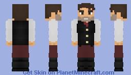 Wild West Minecraft Skin