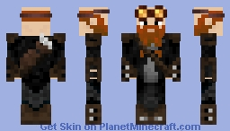 Apocalyptic scout 2121 resistance Minecraft Skin