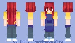 nao egokoro Minecraft Skin