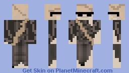 Spectre... Minecraft Skin
