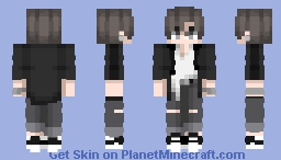 r o c k s t a r. Minecraft Skin