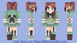 Wand || Creeper RCE Minecraft Skin