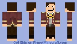 Sky army Minecraft Skin