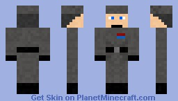 Imperial Officer (Male) Minecraft