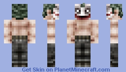 Gotham City Imposters Joker! ☠ Minecraft Skin