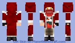 Evendark Mission Noël Minecraft Skin