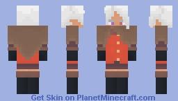 Dark Elf Alchemist! Minecraft Skin