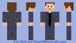 Moody (Californication) Minecraft Skin