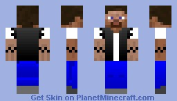 Gangster Minecraft Skin