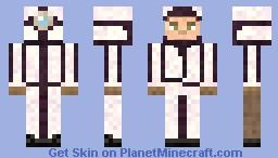 Wynncraft - Iyeru Healer Minecraft Skin