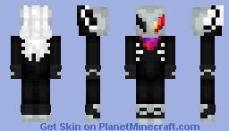 Infinty Minecraft Skin