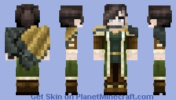 [LOTC] Ingrid - TheOneBlobThing Commission Minecraft Skin