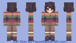 """INJERARITY"" - СЛИВ СКИНА F.V. Minecraft Skin"