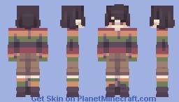 """INJERARITY"" - СЛИВ СКИНА M.V. Minecraft Skin"
