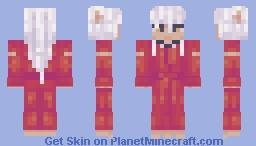 Inuyasha Minecraft Skin