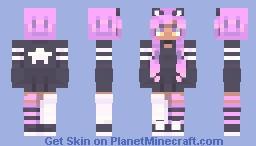 iris Minecraft Skin