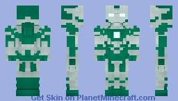 Iron Man Mark 31 Minecraft Skin