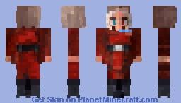 STAR WARS (YSANNE ISARD) IMPERIAL AGENT Minecraft Skin