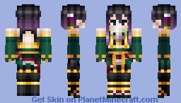 Ishanaten [Namu Amida Butsu!: Rendai Utena] Minecraft Skin
