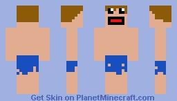 Island Boi Minecraft Skin