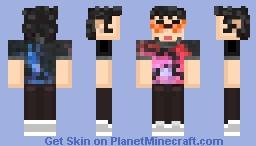 Islands Minecraft Skin
