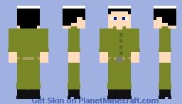 Israeli soldier (IDF) Minecraft Skin