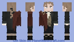 [LOTC] Ducal Heir Minecraft Skin