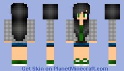 itssammycx- Koolkat's Request Minecraft Skin