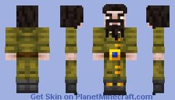 Ivor_Story_Mode Minecraft Skin