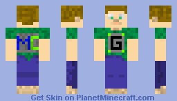 Guude Minecraft Skin