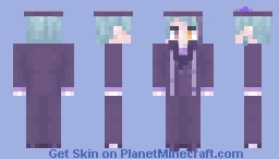 Jade Leech - Dorm Uniform | Twisted Wonderland Minecraft Skin