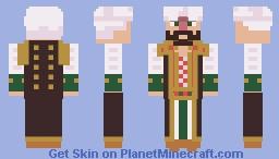 𝙏𝙝𝙚 𝙎𝙪𝙡𝙩𝙖𝙣 🇹🇷 Minecraft Skin