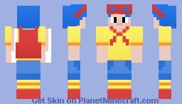 Jack B. Nimble - Mother Goose Club Let's Play Minecraft Skin