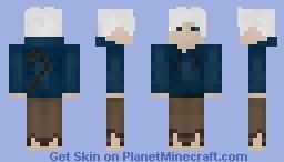 Jack Frost! Minecraft Skin