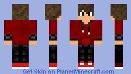 Jackv1999's skin Minecraft