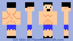 Jacob Black Minecraft Skin