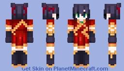 🐉 Jade Pendant 🐉 Minecraft Skin