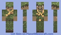 JAG TURAN Minecraft Skin