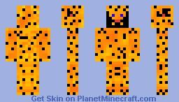 Big Cat Minecraft Skin