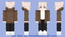 -Jake- Minecraft Skin