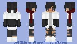 flashy Minecraft Skin