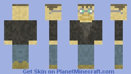 Adam from mythbusters Minecraft Skin