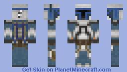 Jango Fett (J.PL) Minecraft Skin