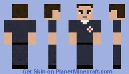 Janitor from Scrubs Minecraft